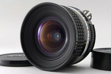 【Excellent+++++】 Nikon Ai-s Nikkor 20mm f/2.8 Ais Wide Angle Lens from Japan
