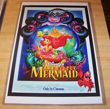The Little Mermaid 11X17 Movie Poster