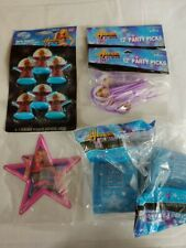 Hannah Montana Birthday Party picks toppers Free Shipping