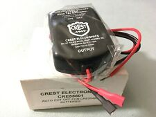 Crest Electronics CRE 55601 Auto Cut-Off For CRE 55493 Batteries