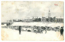 Russian Imperial Town View Finnish Oulu Uleaborg Uleoborg PC 1913
