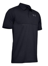 Under Armour Mens Tour Tips Blocked Polo Shirt Size 2XL NEW