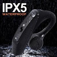Bluetooth Ear Hook Auriculares Estéreo Bajo inalámbricos deportivos TH1466