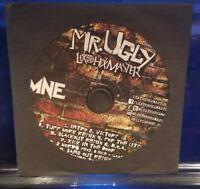 Lex The Hex Master - Mr. Ugly CD GOTJ Edition twiztid insane clown posse rare