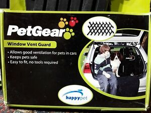Car Dogs Window Fence Safety Gate Retractable Mesh Travel Adjustable Isolation