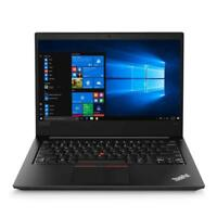 "New Lenovo ThinkPad E480, 14.0"" i5-7200U 8 GB RAM 512GB SSD HDMI Win10 Home"