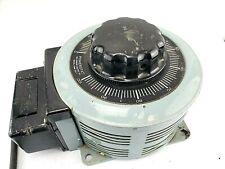 Powerstat Variable Variac Autotransformer Auto Transformer 100v 20a Type 2pf136