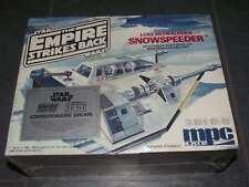STAR WARS Luke Skywalker's SNOWSPEEDER Maquette MPC ERTL - Complète - Etat Neuf
