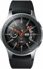 Samsung Galaxy Watch - Reloj Inteligente, Bluetooth, Plata, 46 mm- Version espa