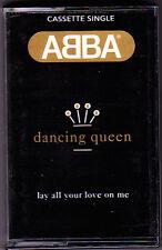 ABBA - Dancing Queen / Lay All Your Love [MC TAPE] Cassette Single Neu