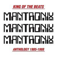 MANTRONIX - KING OF THE BEATS (ANTHOLOGY 1985-1988)  2 CD NEUF