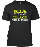 Kia Man Premium Tee T-Shirt