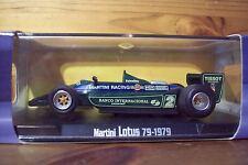1/43 RBA 1979 LOTUS MARTINI 79 1979 CARLOS REUTEMANN