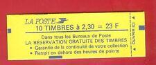 CARNET TYPE BRIAT N° 2714 C7   NEUF **