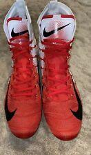 Nike Vapor Untouchable 3 Elite Football Cleats Mens Size: 10.5 Red (Ao3006-160)