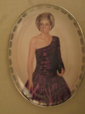 PRINCESS DIANA Collector Plate #9 RADIANT PRINCESS Queen of Our Hearts