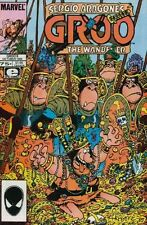 GROO THE WANDERER #8 VF/NM 1985 EPIC COMICS SERGIO ARAGONES