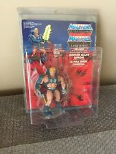 1988 Movie Head Masters Of The Universe MOTU figure Laser Power He-Man