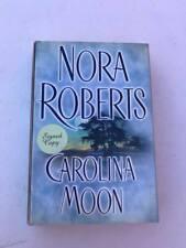 Nora Roberts - Carolina Moon - Hardcover Book - Signed Copy