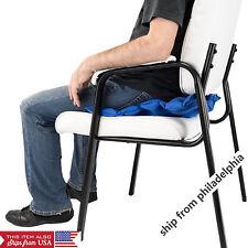 Medical Wheelchair Air Cushion Inflatable Seat Mattress Anti Hip Bedsore NEW