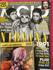 Mojo Magazine March 2011 208 With New Sealed CD Nirvana Capt Beefheart Rumer