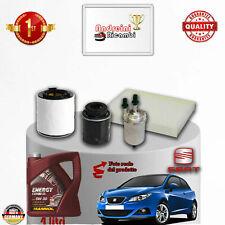 Mantenimiento Filtros + Aceite Seat Ibiza V 1.2 TSI 77KW 105CV de 2011- >