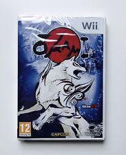 Okami - Juego Nintendo Wii - Nuevo en blister - Versión francés