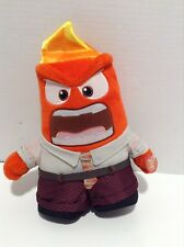 Inside Out Talking Soft Plush Anger 9 Inch Doll with Sound Disney Pixar