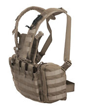 Tasmanian Tiger TT Chest Rig MK II Coyote Brown Braun für G36/SIG/AUG/M16