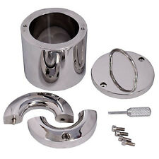 Ball Flask Stretcher, Surgical Steel Testicle Scrotum Stretcher Weight