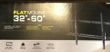 "Deco Mount Flush Flat Tv Mount For 32""-60"" Flat Tv'S Plus Accessories"
