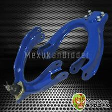 BLUE FRONT UPPER ADJUSTABLE CAMBER SUSPENSION KIT CIVIC CRX 88-91 INTEGRA 90-93