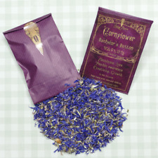 Cornflower organic herb apothecary, holistic, magical, witchcraft, soap, tea