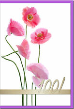 metALUm Geburtstagskarte ZAHLENKARTE 100. GEBURTSTAG | 1218012S