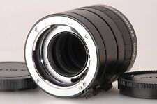 Excellent+++!!  Kenko EXTENSION TUBE 12mm 20mm 36mm Set for Minolta from Japan