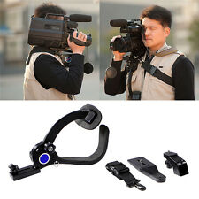 Hands Free Shoulder Mount Camera Pad Support Stabilizer For Camcorder Video DSLR
