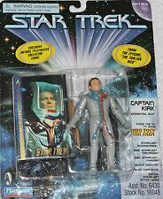 "Star Trek Captain Kirk Environmental Suit Playmates Action Figure ""Tholian Web"""
