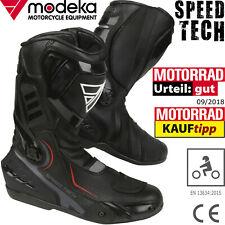SIDI Vertigo Motorradstiefel Motorrad Sportstiefel Sport Stiefel schwarz SALE