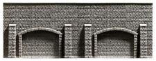 Noch 44920 Z Gauge, Arcade Wall, 5 1/8x2 13/16in ( 1qm=
