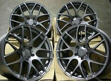 "19"" G MS007 Alloy Wheels Fit Opel Adam Astra G H Corsa D E F GT Meriva 5x110"