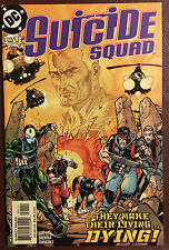 SUICIDE SQUAD #1~2001 SERIES~GIFFEN/MEDINA/SANCHEZ~NEW MOVIE WITH HARLEY QUINN~