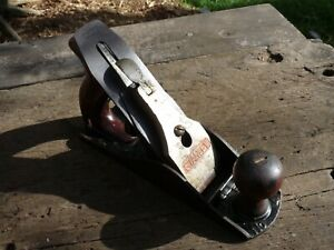 STANLEY No. 4 Smoother Bench Plane For Parts Or?
