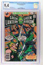Green Lantern #119 - DC 1979 CGC 9.4