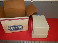 Leeson Industrial Controls 8311L94100 Control 5HP 3PH 60Hz 6-10Amps 120-460Volts