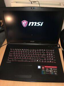 MSI GP72MVR 7RFX Leopard Pro Gaming Laptop + MSI Hecate Gaming Laptop Backpack