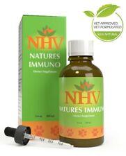 NHV Natural pet products - Nature's Immuno