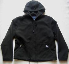 Mills señora chaqueta con capucha talla 42 negro