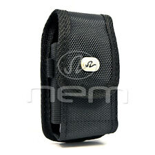 Vertical Heavy Duty Rugged  Case Pouch For BlackBerry Pearl Flip 8220 8230