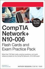 CompTIA Network+ N10-006 Flash Cards and Exam Practice Pack by Anthony Sequeira