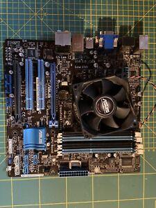 asus p8h67-m pro Mit i7 CPU